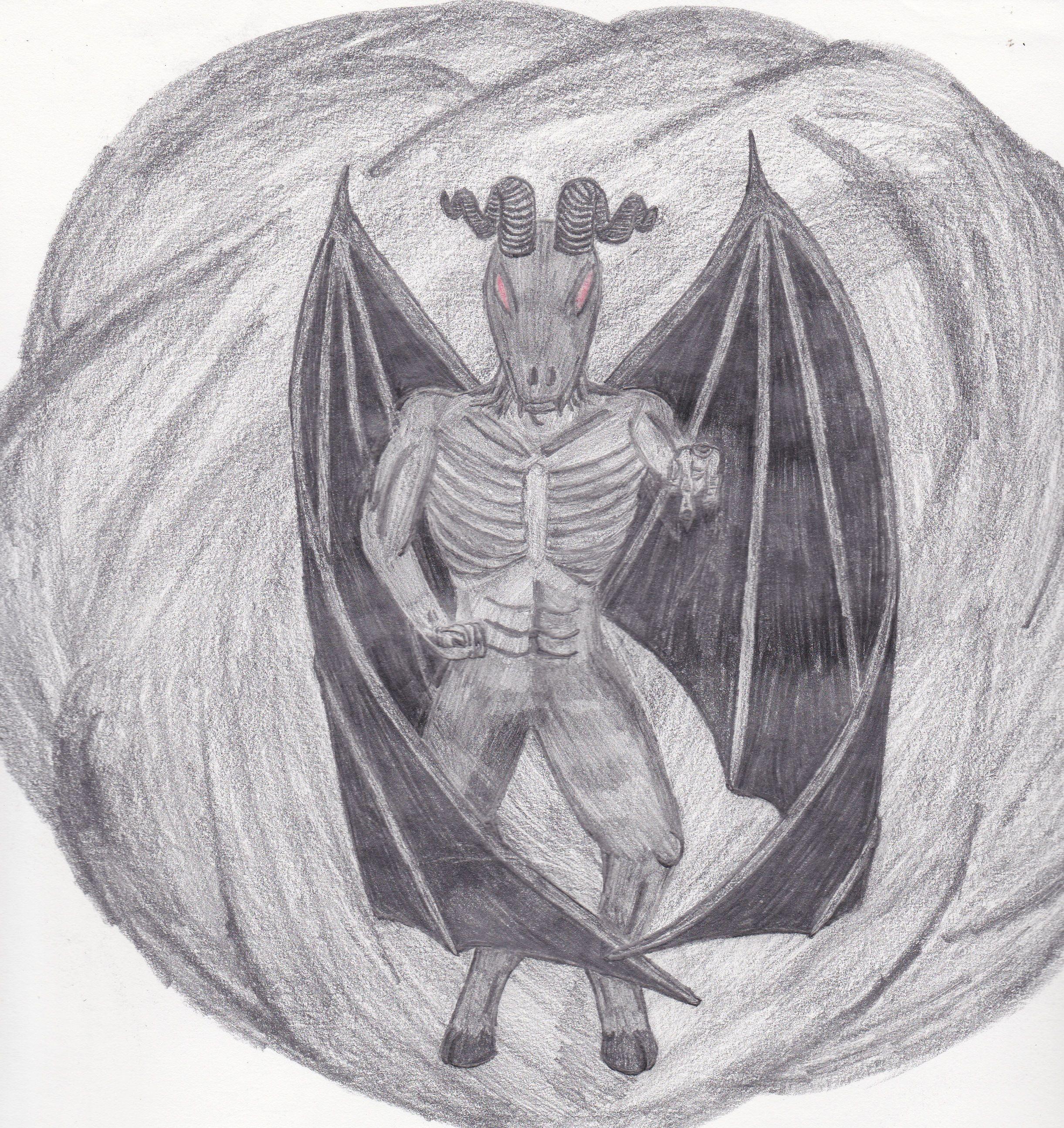 Monster Monday-Lucifugi | Fantasy Beasties | Demonology