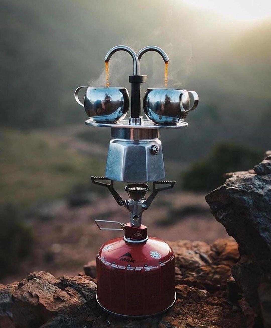 Bialetti Mini Expresso di 2020 Kopi, Alat pembuat kopi