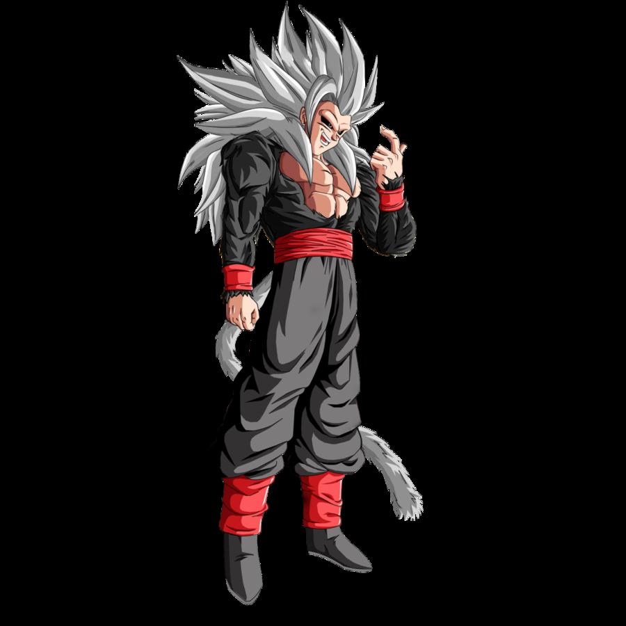Goku Dragon Ball Af 7 Personajes De Dragon Ball Personajes De Goku Goku Malvado