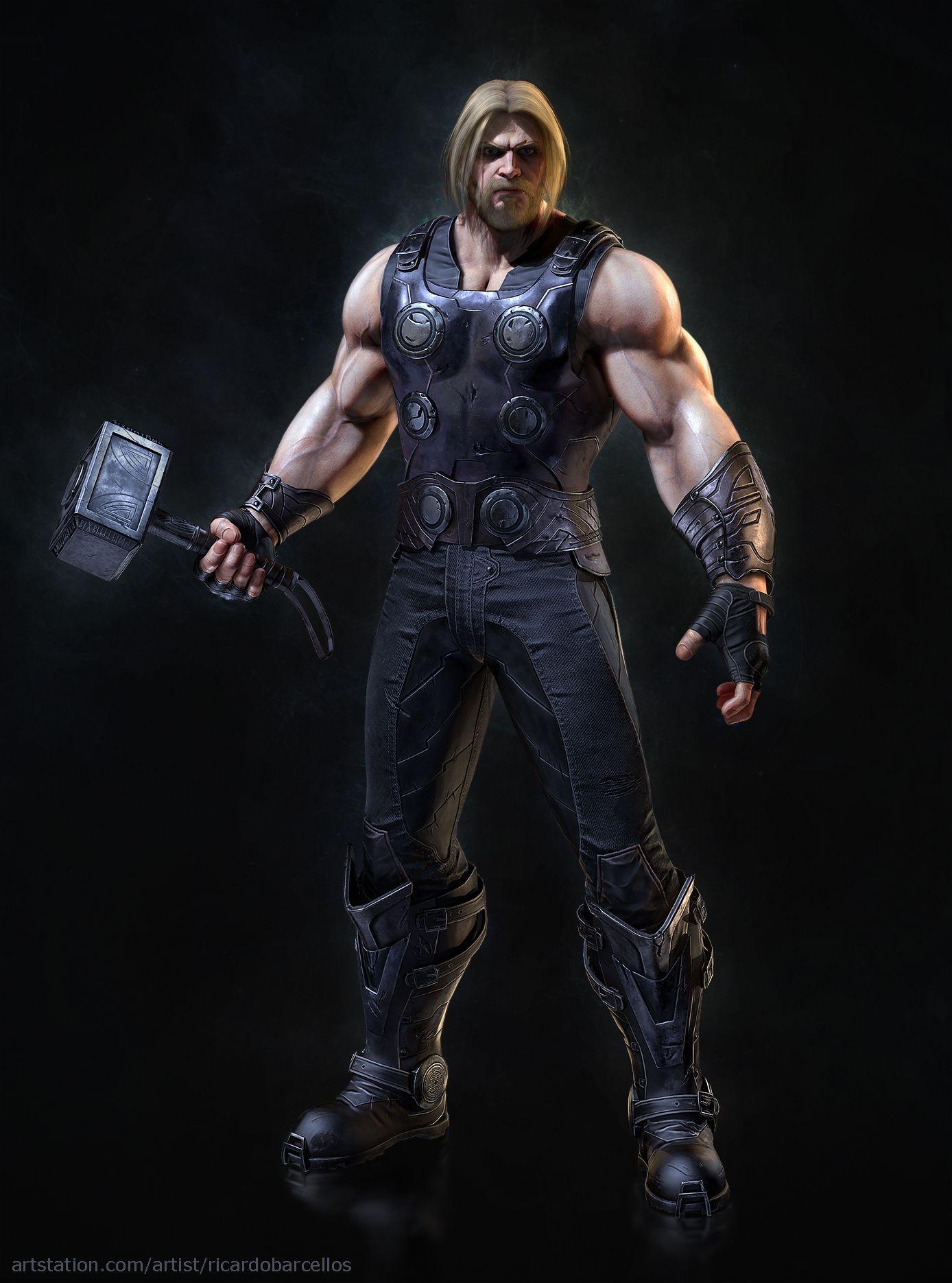 Pin on Thor