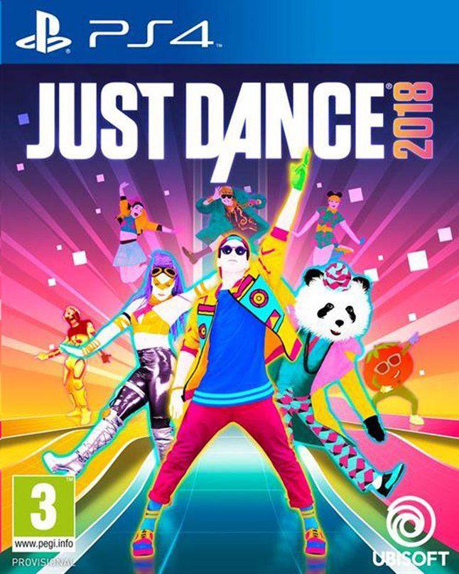 noel 2018 ps4 Het is tijd om de benen los te gooien met Just Dance 2018 voor PS4  noel 2018 ps4