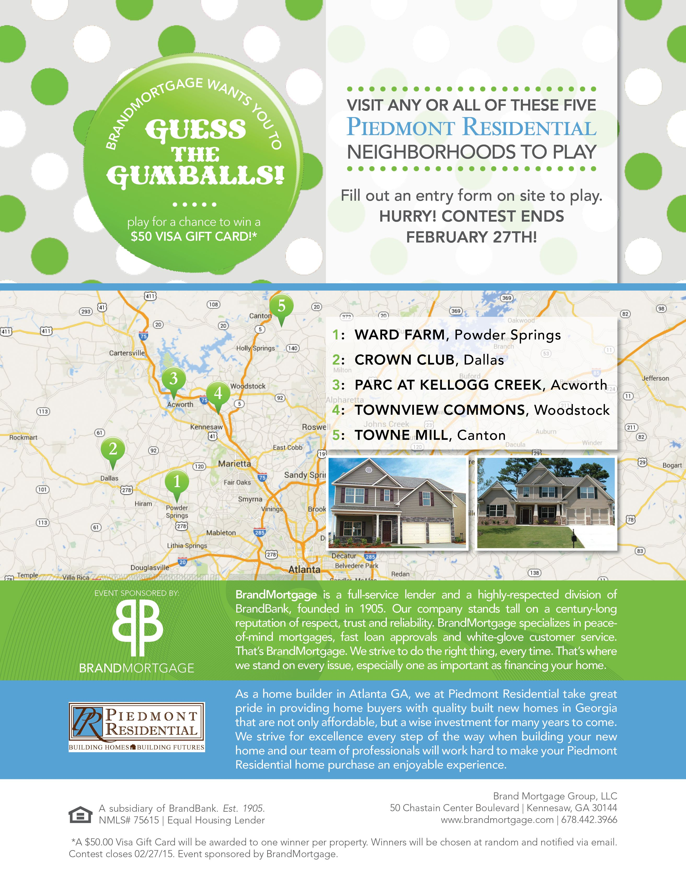 rodeo flyer builder flyer lasso your new home mcguinn brandmortgage guess the gumballs contest flyer design drawing flyer atlanta mortgage flyer