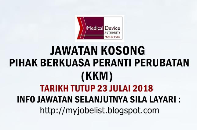 Jawatan Kosong Pihak Berkuasa Peranti Perubatan Kkm 23 Julai 2018 Mobile Boarding Pass