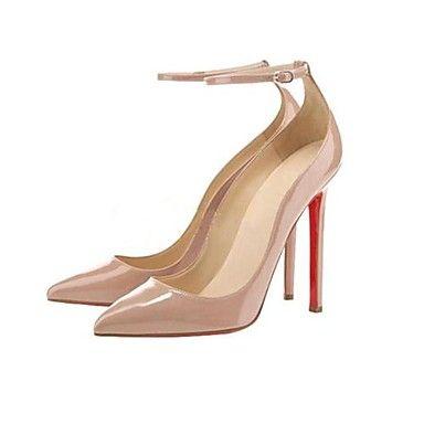 c3fa51d6f5c Lakirane Ženske štiklica Istaknuo Toe Pumpe / pete cipele (više boja ...