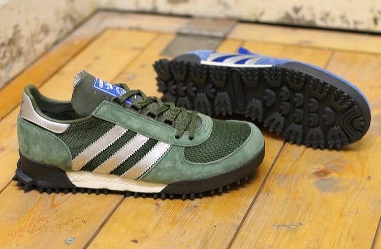 Adidas Originals Marathon TR hombres estilo Pinterest maratones