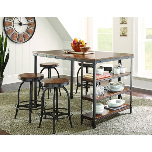 24 75 Swivel Bar Stool Counter Height Dining Table Counter