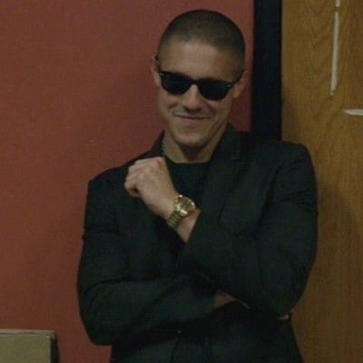 Shades Shifty Grin Netflix Theo Rossi Netflix Marvel Shows Luke Cage Shades