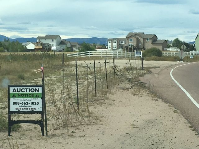 Excellent opportunity, 49.68 acres of vacant land. A perfect location for business, with high traffic visibility.   https://www.micoley.com/land/12740-e-highway-24-peyton-co-80831/