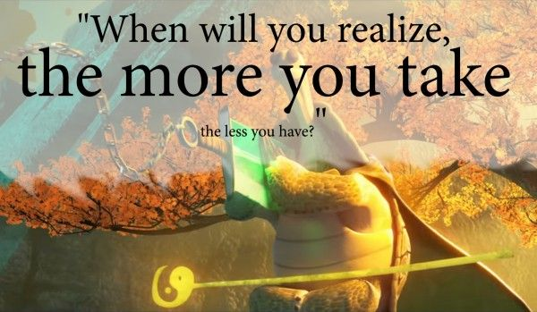 7 Tao Quotes From Kung Fu Panda 3 That Will Elevate Your Consciousness Kung Fu Panda Quotes Kung Fu Panda Kung Fu Panda 3