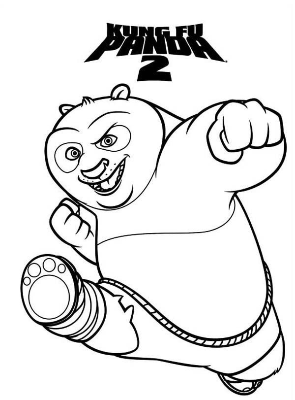 Amazing Dragon Warrior Of Kung Fu Panda Coloring Page Download Print Online Coloring Pages For Fre Panda Coloring Pages Kung Fu Panda Online Coloring Pages
