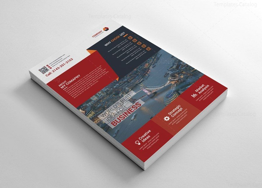 Professional Printable Business Flyers 002577 Template Catalog Business Flyer Business Cards Creative Flyer