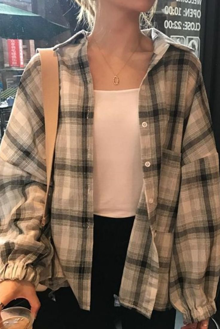 The Coolest Flannel Shirts We Want To Live In This