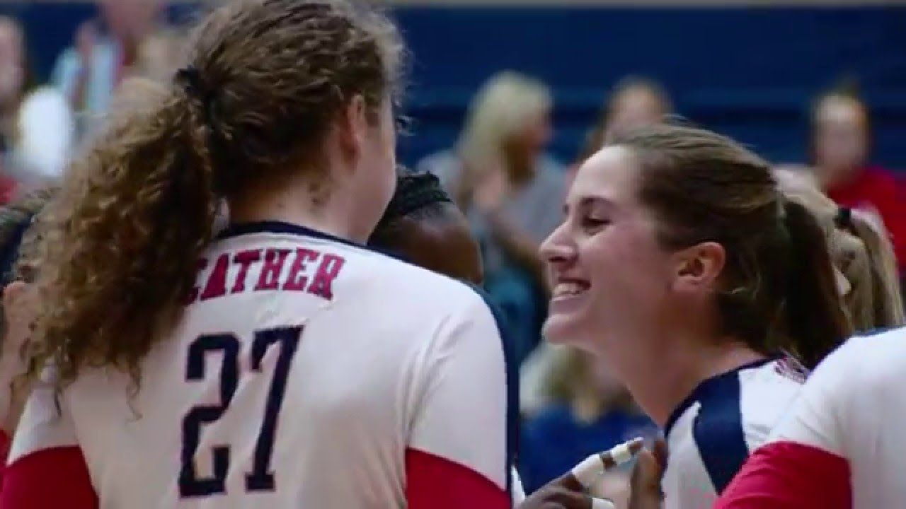 Ole Miss Volleyball Feeling Electric Volleyball News Ole Miss Sports Ole Miss