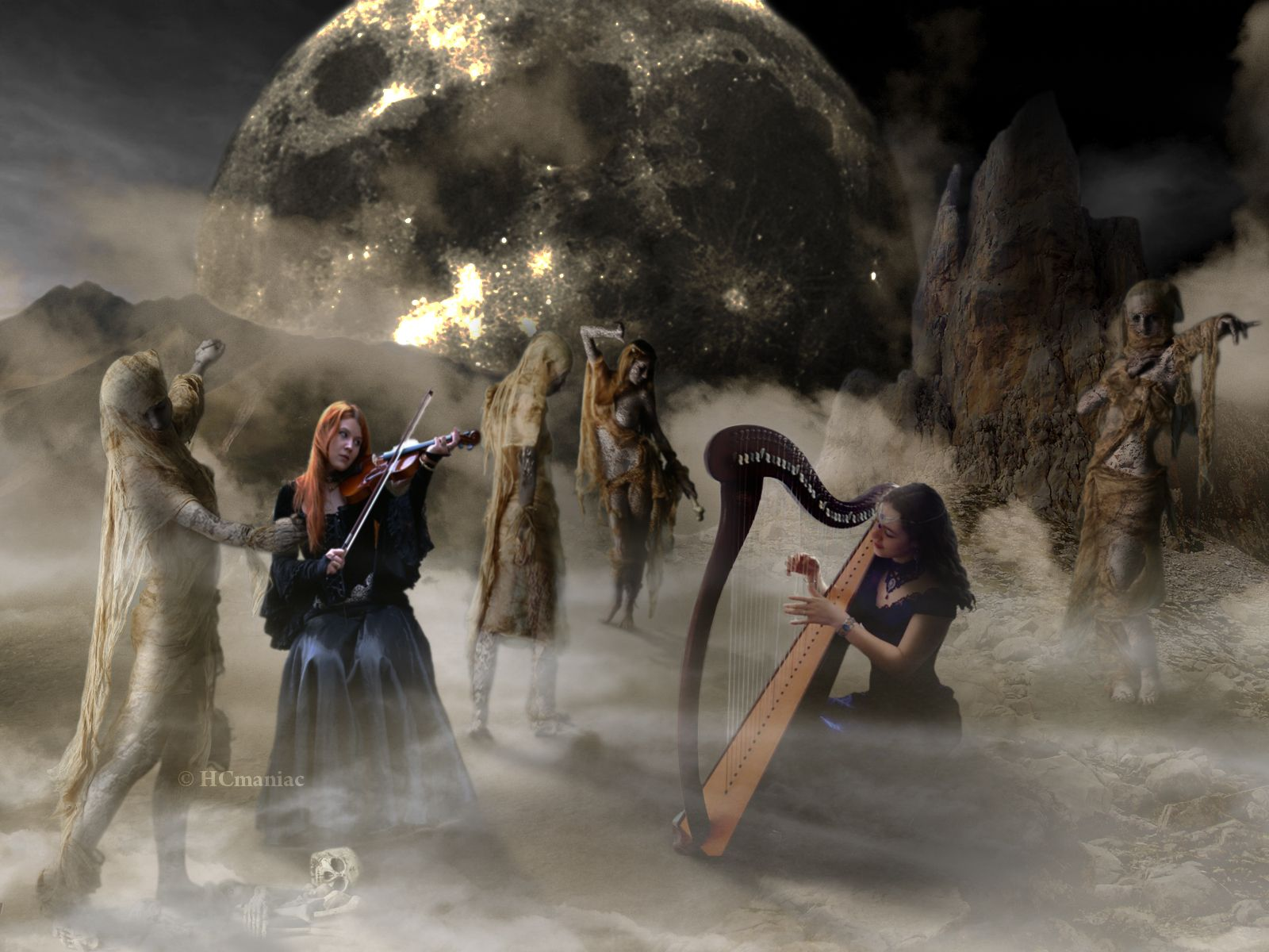 symphony of the deads by HCmaniac.deviantart.com on @DeviantArt