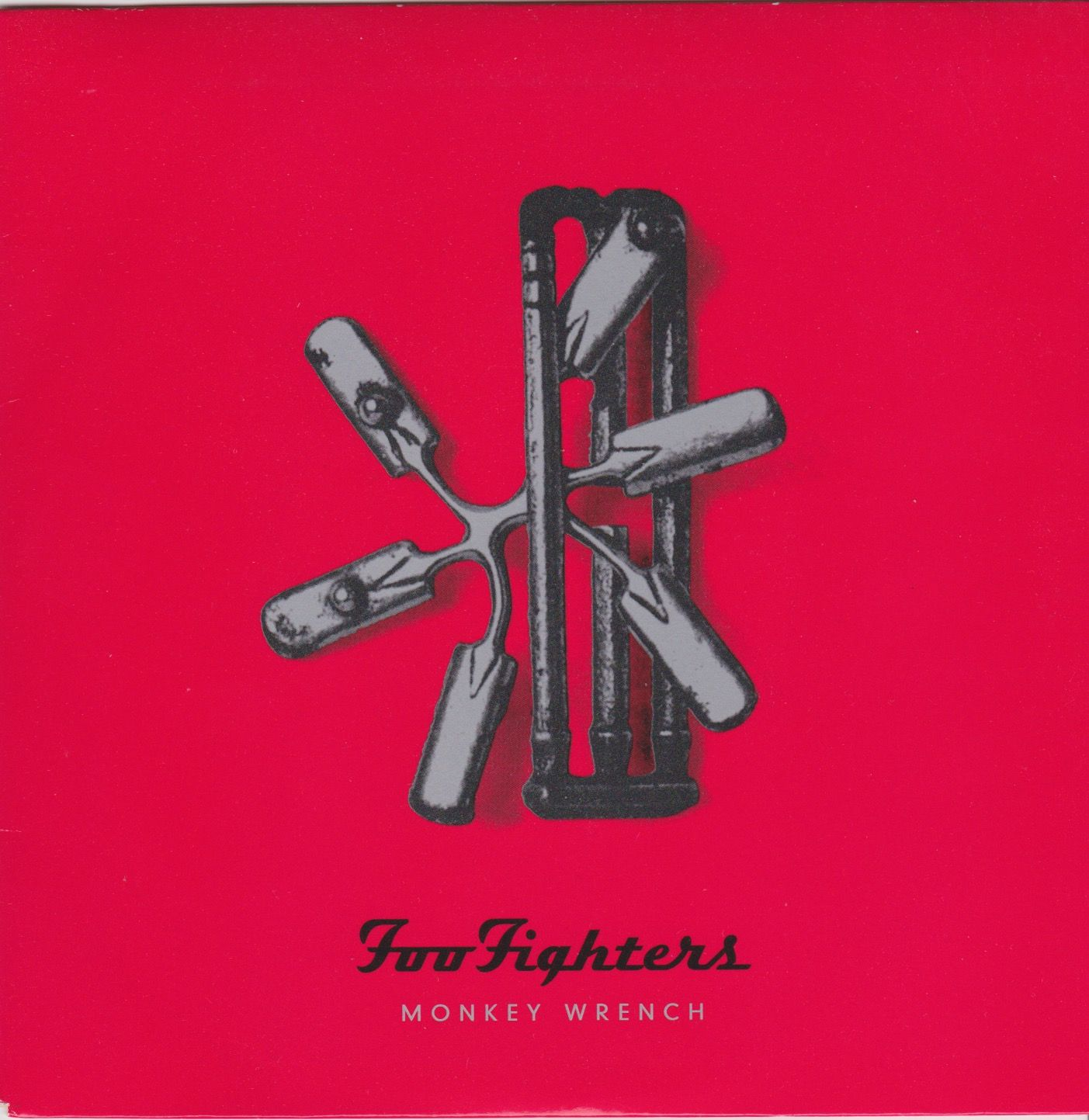 Foo fighters the colour and the shape - Foo Fighters Monkey Wrench The Colour And The Shape 1997