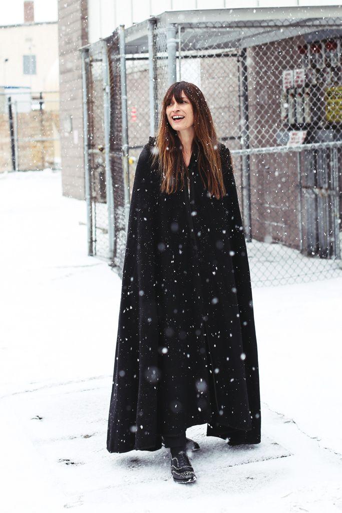 Abrigo largo | Galería de fotos 11 de 53 | GLAMOUR #mbnyfw