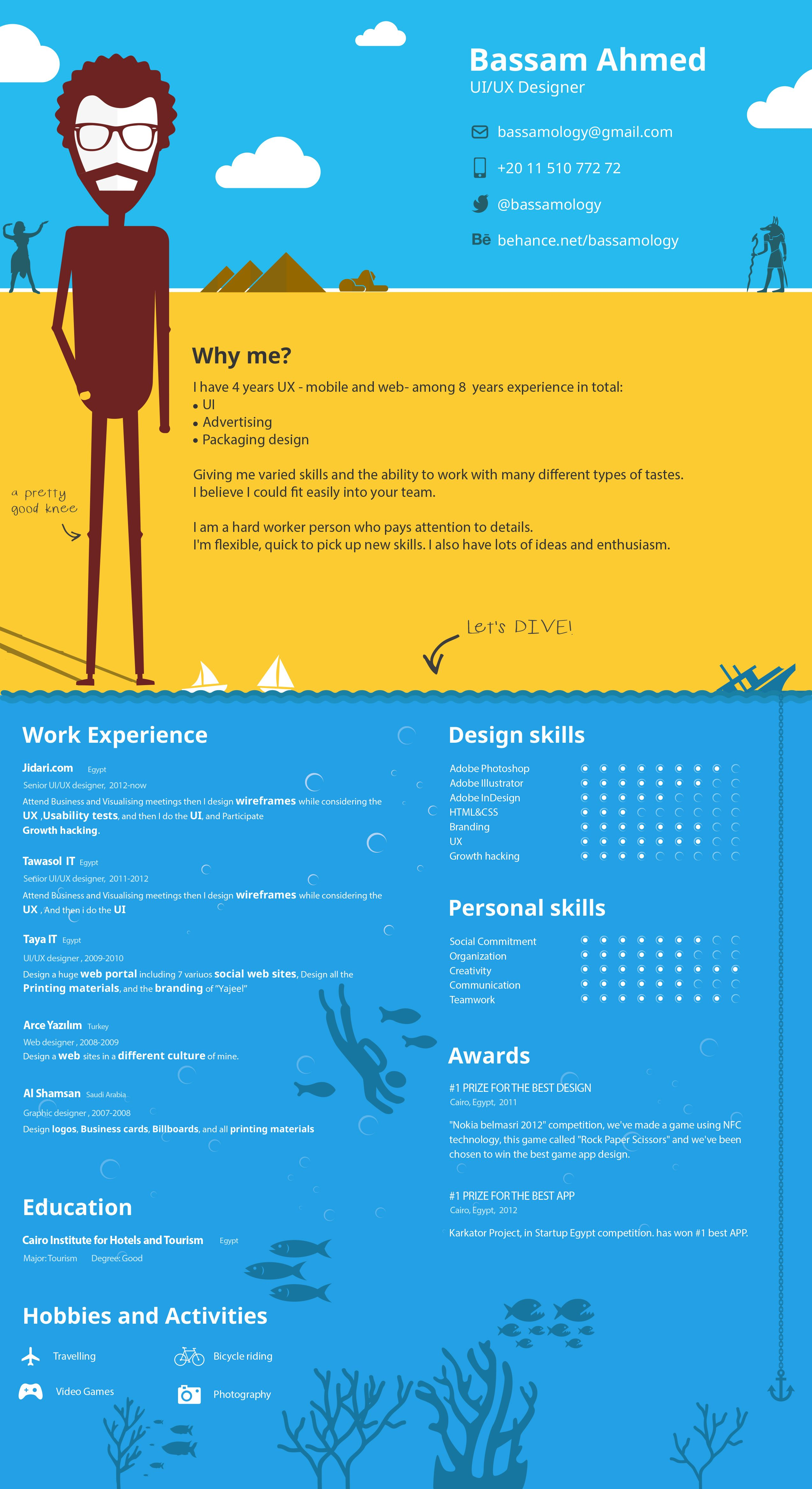 My resume with images my resume give it to me ux mobile