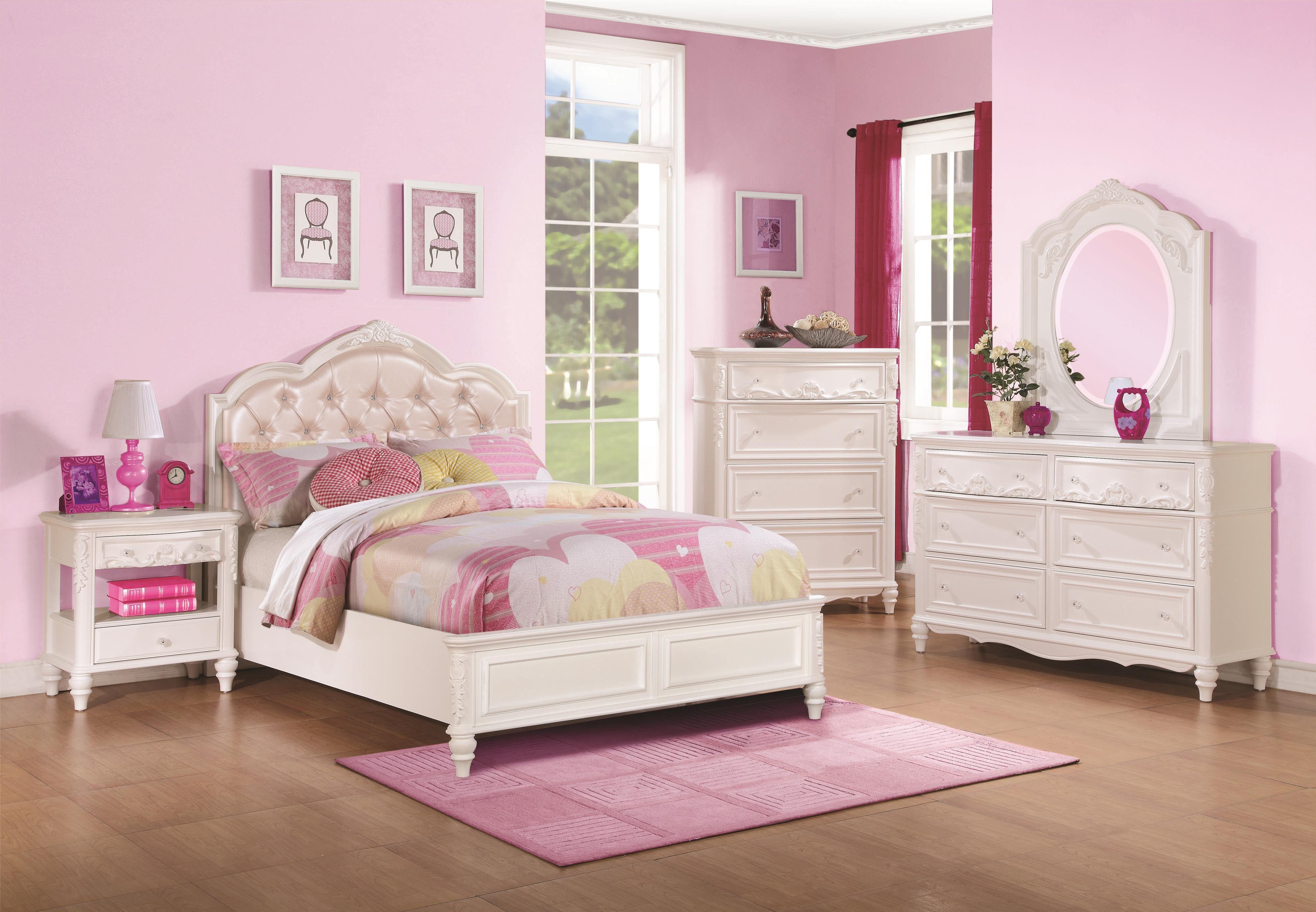 Buy Caroline Twin Storage Bedroom Set By Coaster From Www