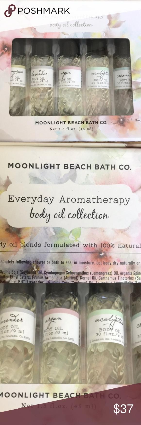 Leucadia Bath Co : leucadia, MOONLIGHT, BEACH, Collection, Aromatherapy