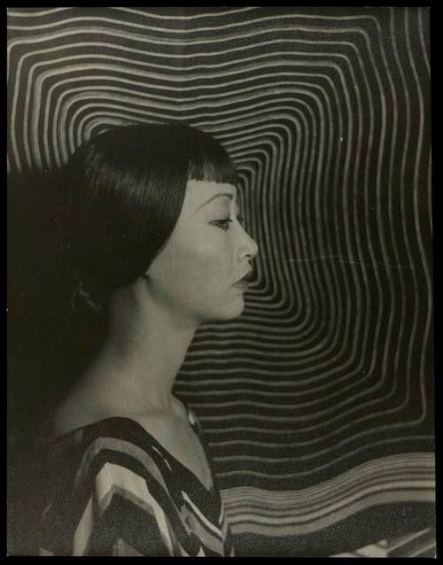 Anna May Wong, 1935.  Carl Van Vechten