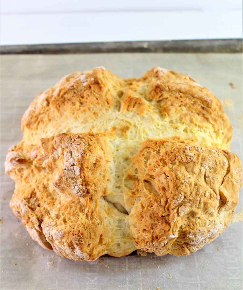 Gluten Free Irish Soda Bread In 2020 Gluten Free Irish Soda Bread Gluten Free Soda Bread Soda Bread