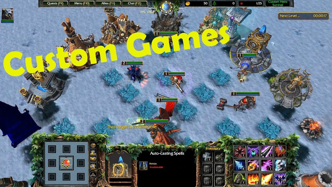 Warcraft 3 Reforged Custom Games Map In 2020 Warcraft Warcraft 3 Warcraft Iii