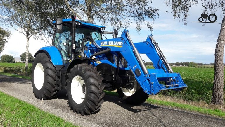 1d86d3fc8b6c New Holland T6.145 DC. Posted by henkieturbo on 26-08-2018 at 19 58 03,  with 4 reactions.