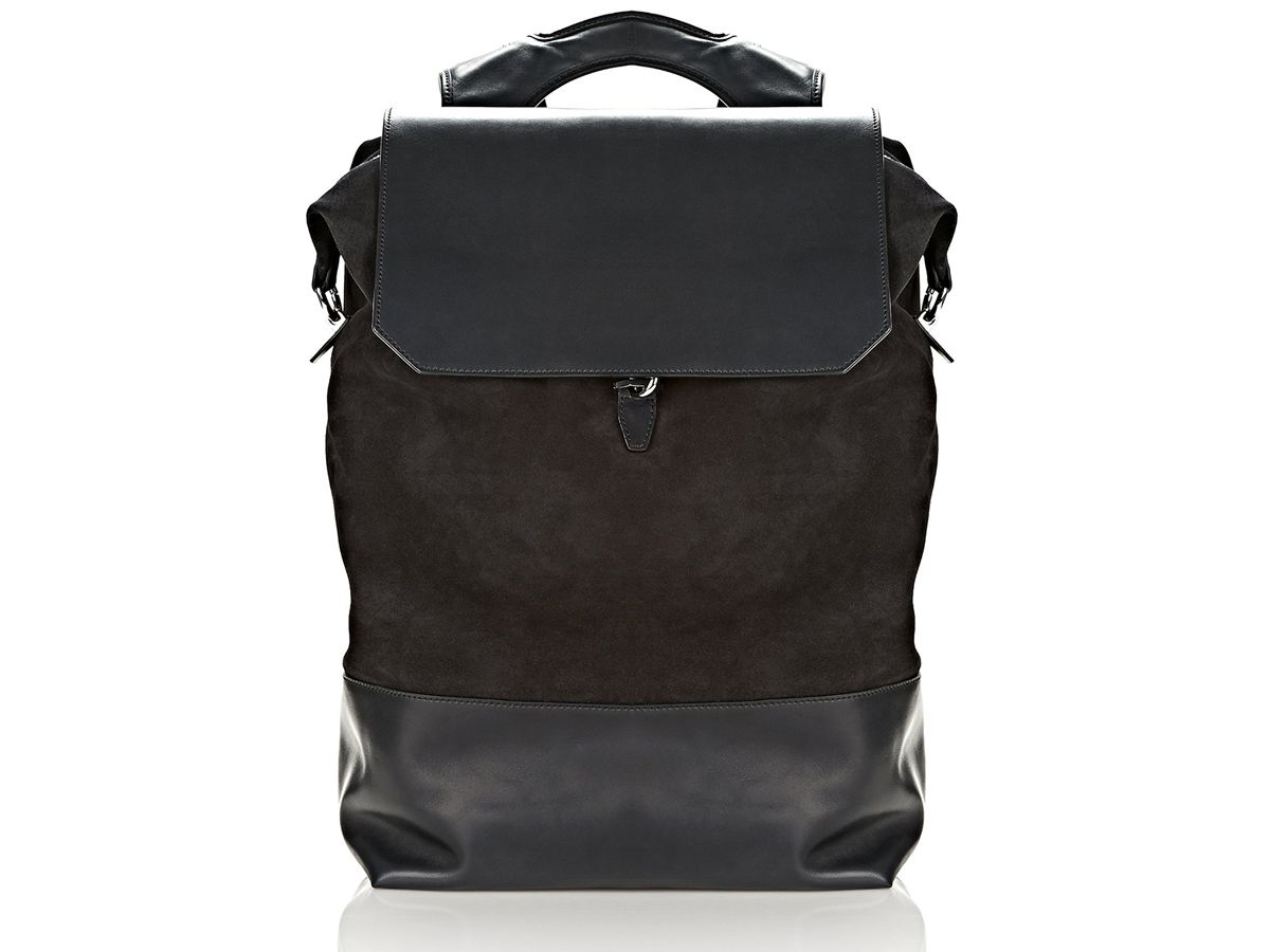 713b830bdd Alexander Wang Explorer Backpack Sarah Jessica Parker, Little Bag, Carrie  Bradshaw, Black Backpack