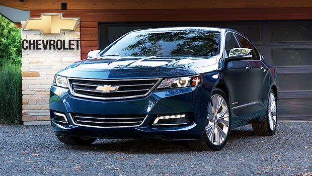 2018 Chevrolet Impala Spacious Sedan With Best In Class Safety