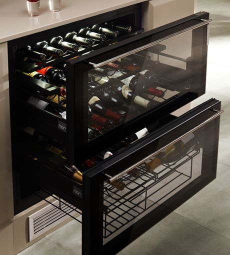 Exceptional The Innovative Norcool Cave 55 Wine Cooler. Wine StorageWine RacksKitchen  ...