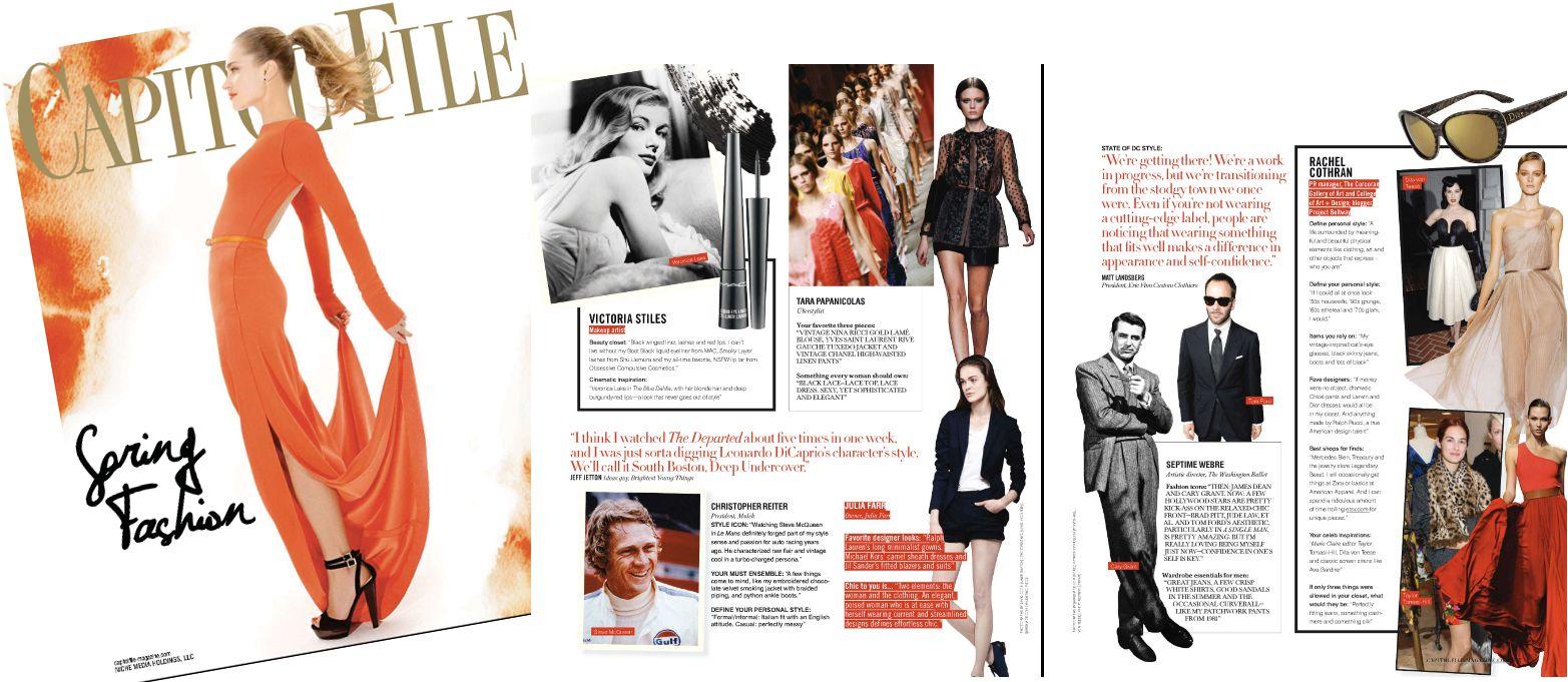 Fashion Magazine Layout - Google Search