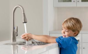 MustHave HandsFree Kitchen Appliances - Touch free kitchen faucet