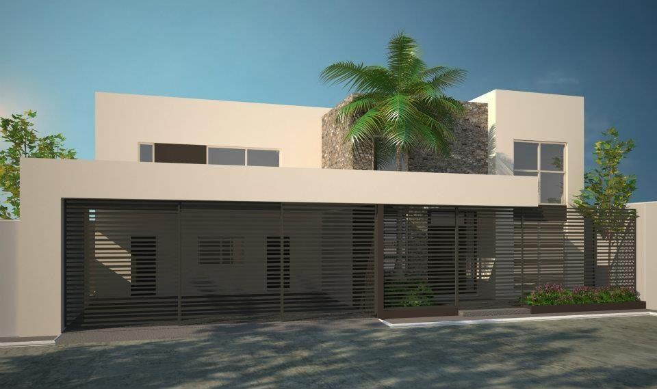 Fachada de casa fachadas pinterest fachada de casa for Ver fachadas de casas minimalistas
