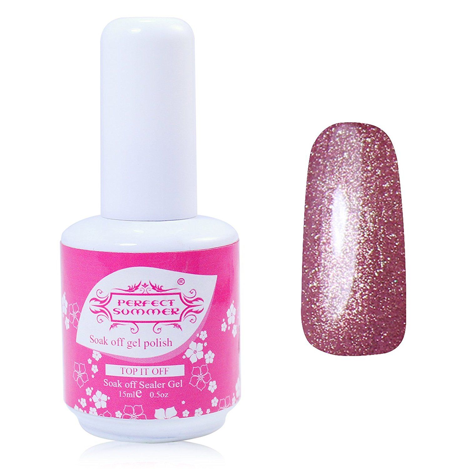 Perfect Summer New Hot 15ml 0.5oz Nobility Gel Nail Polishes ...