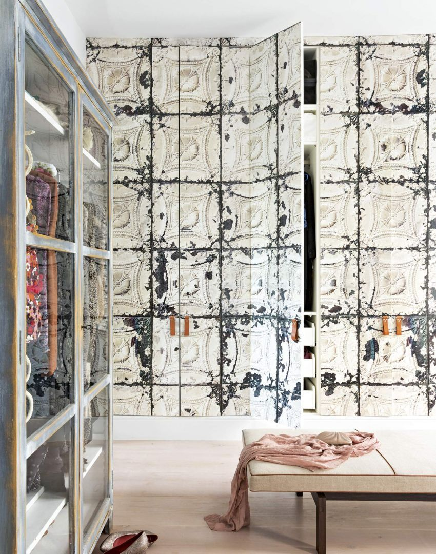 How To Wallpaper Wardrobe Doors Google Search