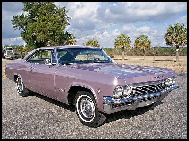 1965 Chevrolet Impala SS | F295 | Indy 2014 | Mecum Auctions