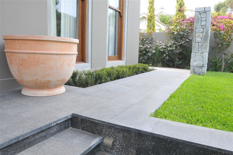 Melbourne Blue Stone Stair Treads U0026 Risers And Pavers