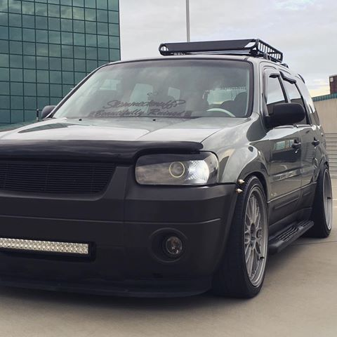 Image Result For Slammed Ford Escape Ford Escape Ford Escape