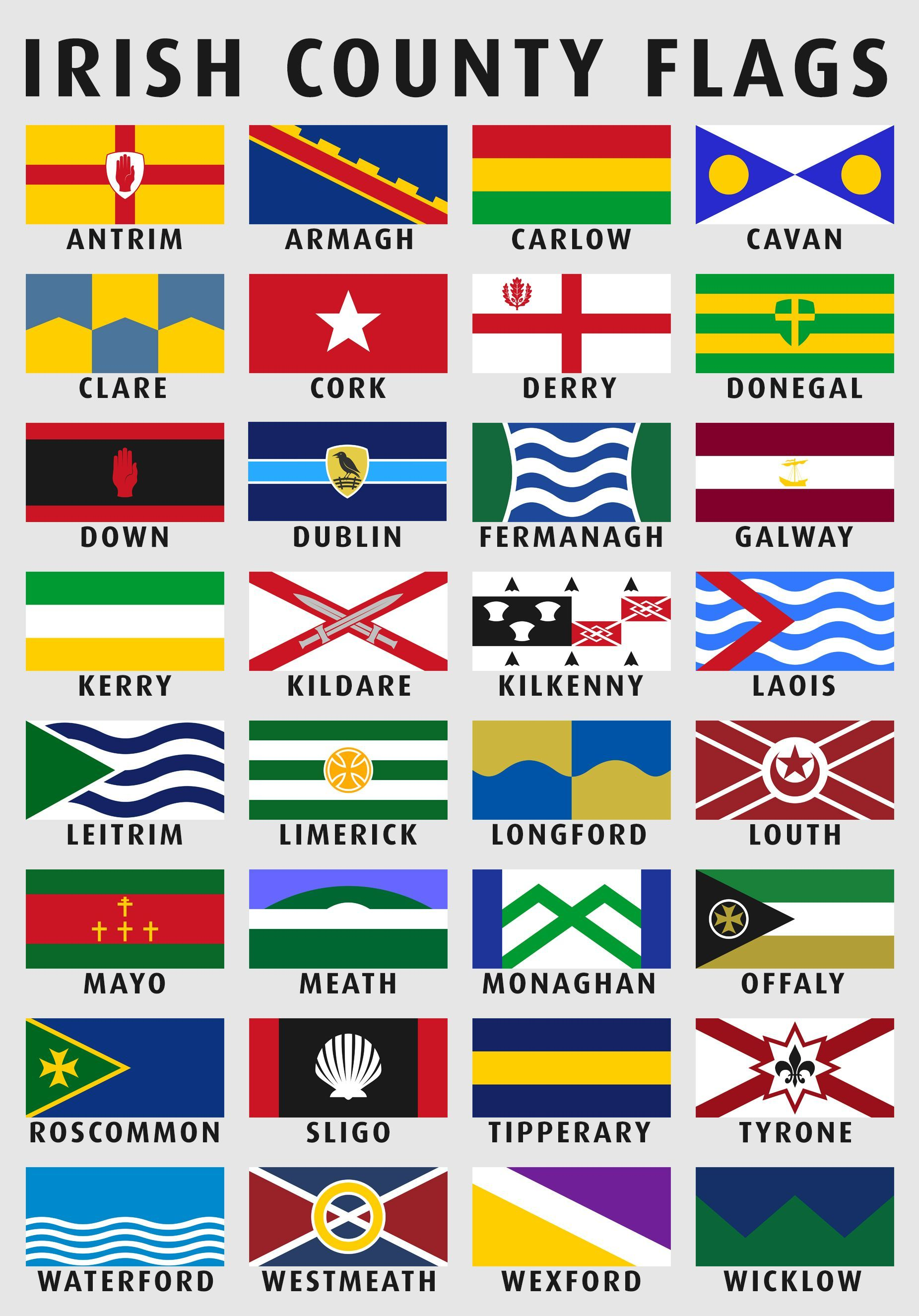 celtic flags
