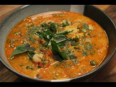 Thai red curry asian cuisine sanjeev kapoor khazana youtube thai red curry asian cuisine sanjeev kapoor khazana youtube forumfinder