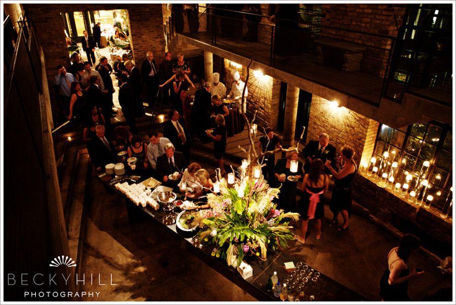 A New Leaf Reception Photos Chicago Wedding Venues