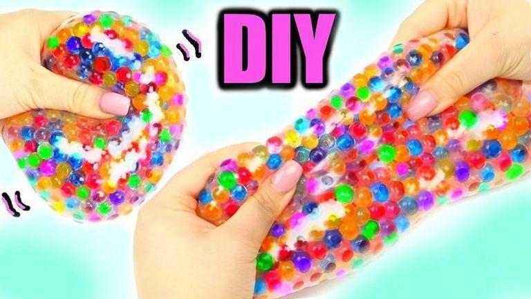 diy fidget toys with beads