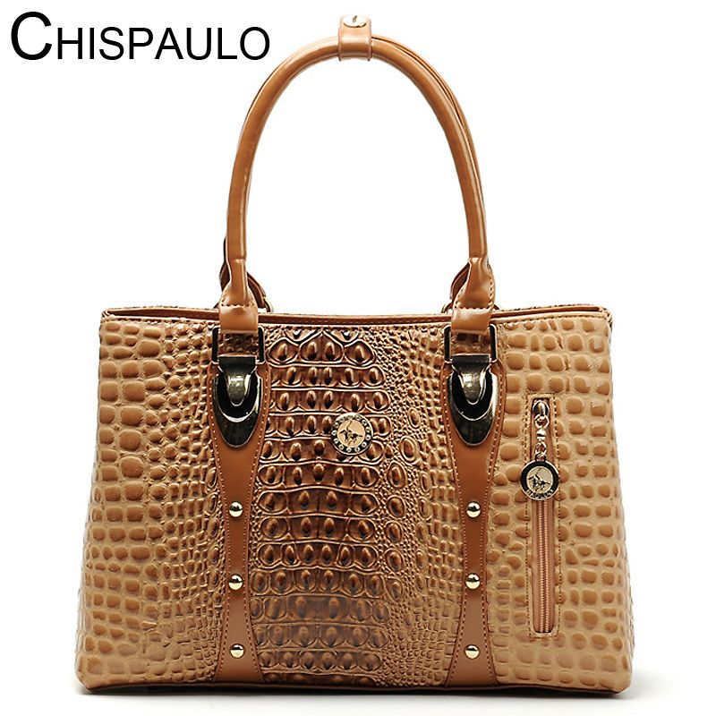 Handbags Women Famous Brands Luxury Designer Handbag High Quality Crocodile Leather  Tote Hand Bag Ladies   Price   49.00   FREE Shipping     womenbags 069aa958b8