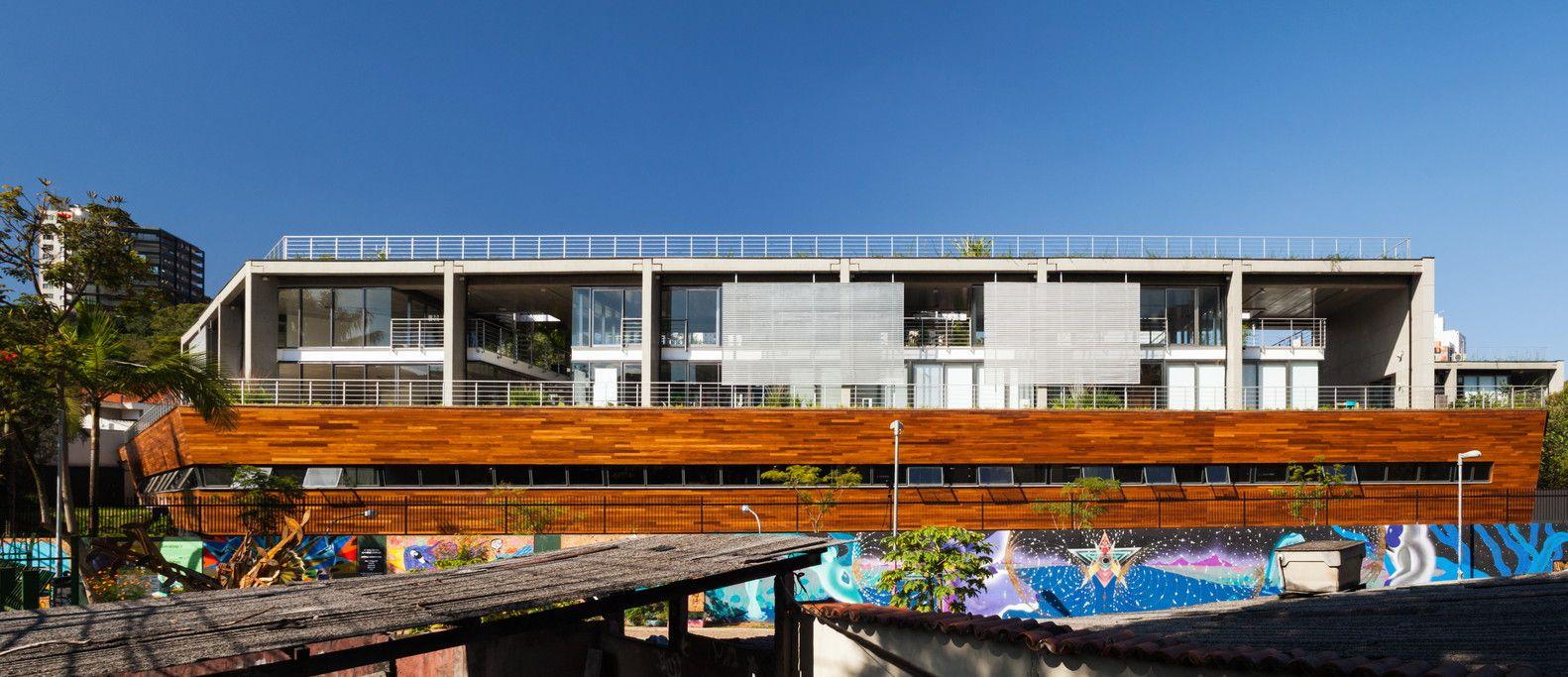 Edifício Corujas / FGMF Arquitetos