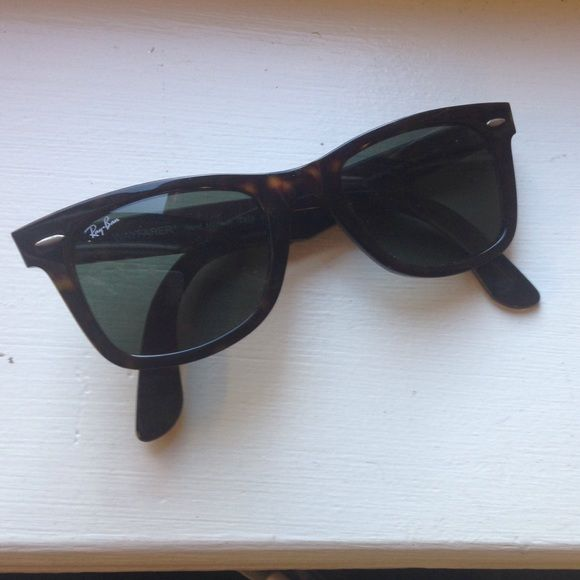 4314fec5e1 Conditioning · Ray Ban wayfarer sunglasses Gorgeous tortoise shell ...