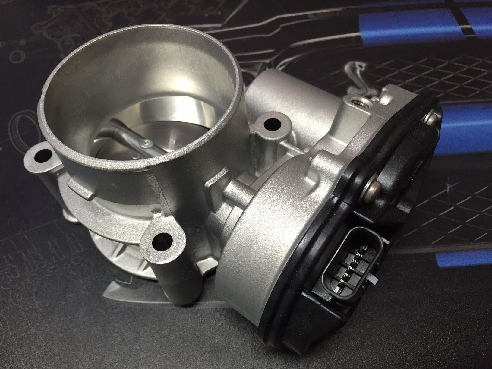 Ford Vehicles: Electronic Throttle Body Calibration Procedure