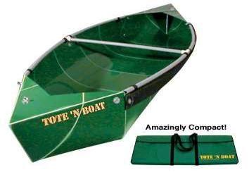Tote N Boat Folding Canoe