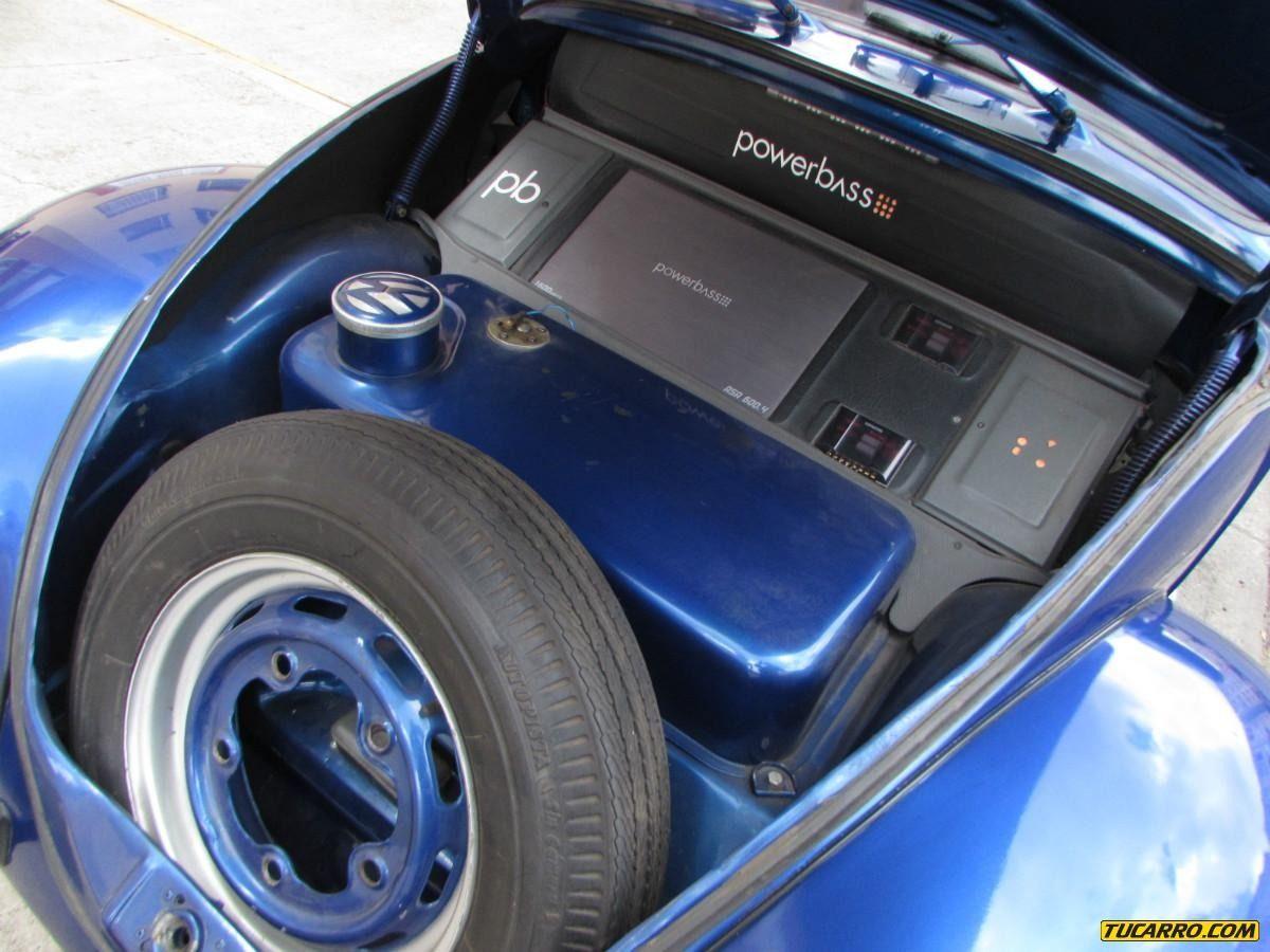 Volkswagen escarabajo a o 1954 5000 km for Motores y vehiculos phoenix