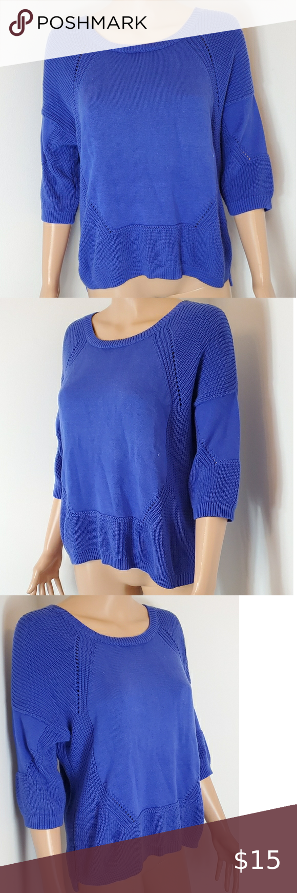 French Connection Sweater in 2020 | Royal blue color