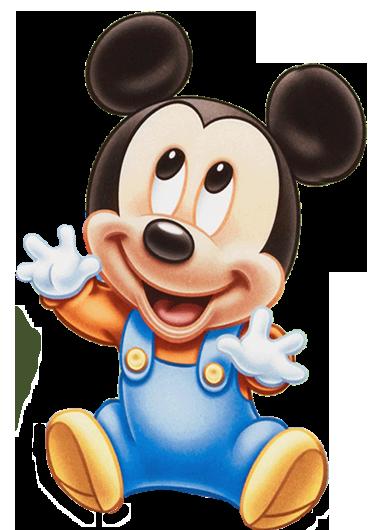 Baby Mickey Reach Mais